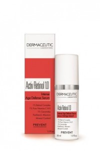 Activ Retinol 1.0 Box Bottle website