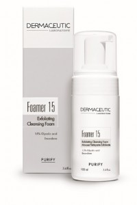 Dermaceutic foamer 15 Box bottle